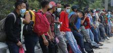 Migrant caravan on the move in Honduras in uncertain times