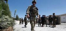 U.S. troops in Afghanistan now down to 2,500, lowest since 2001:  Pentagon