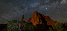 'It just makes our state so proud': 3 more Utah parks land International Dark Sky status