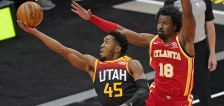 Jazz star Donovan Mitchell to miss Wednesday's game after being placed in concussion protocol