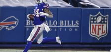 Locals in the NFL: Taron Johnson's full-field pick-6 leads Bills to 1st AFC title game in 26 years