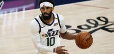 Mike Conley for MVP? One rating says that's how good the Jazz point guard is playing