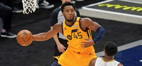 Donovan Mitchell is playing for a 'greater cause' with Jazz offering a college scholarship for every win