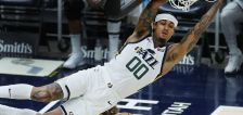 Make it 8: Jazz blowout Warriors for 8th straight win