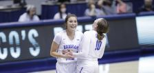BYU women's basketball ends 'anxious' 12-day layoff with rout of Pacific