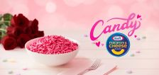 Kraft offering up hot pink, candy-flavored mac 'n' cheese for Valentine's Day