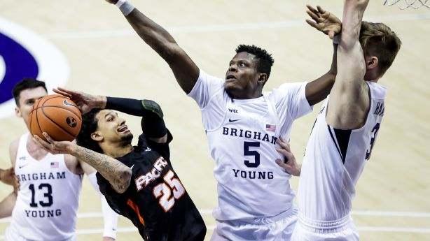'The guys gutted it out': Imperfect BYU bounces back for ugly win over Pacific, keeping postseason hopes alive