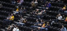 Jazz to allow courtside fans for first time this season as Vivint Arena capacity increases again