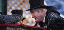 A gloomy Groundhog Day: Punxsutawney Phil says more winter