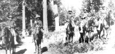 How the 'buffalo soldiers' became some of the first national park rangers