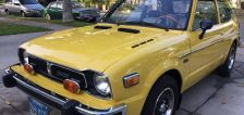 Midvale man's vintage Civic is cool, getting cooler