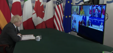 Have You Seen This? Angela Merkel forgets to mute Zoom at world leaders' G-7 meeting