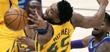 Jazz flip a switch in the 2nd half and blow out Hornets