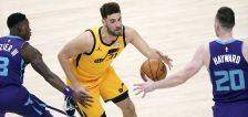 Niang gang: 7 numbers about Georges Niang and the Jazz's 3-point frenzy on Monday