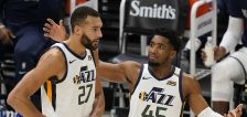 'This is slander!' Charles Barkley defends Jazz after Donovan Mitchell and Rudy Gobert are last two taken in All-Star draft