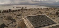 Improvements planned for growing Spiral Jetty crowds