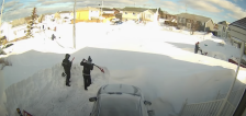 Have You Seen This? Exhausting time-lapse of cleanup after massive blizzard