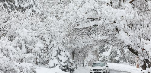 New advisories issued with more snow headed for Wasatch Front, northern Utah this weekend