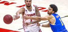 Bruins overwhelm Utes, roll to 76-61 victory at the Huntsman Center