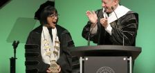 'Women warriors': UVU President Astrid Tuminez shares family history at RootsTech conference