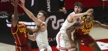 Alfonso Plummer scores 19 as Utes upset No. 19 USC at home