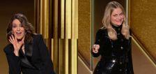 'Nomadland,' satire 'Borat 2' win top Golden Globes