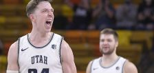 Another double-double from Justin Bean helps Utah State sweep Nevada