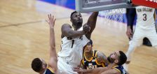 Pelicans escape late rally from Jazz on another controversial finish between the clubs