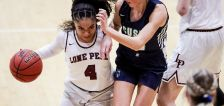6A basketball quarterfinals: Ika's season high helps Lone Peak girls hold off Syracuse for semifinal berth