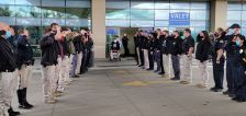 Police officer shot in Provo released from hospital 1 week later