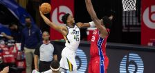 NBA fines Donovan Mitchell, Rudy Gobert for ripping officials