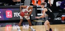 Utes survive Huskies' late-game surge to advance to Pac-12 quarterfinals with 98-95 win