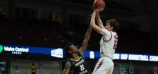 Big Sky Tournament: Top-seeded SUU rolls into semis; Weber State rally comes up short