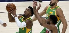 Patrick Kinahan: Jazz cashing in on fines to Mitchell, Gobert