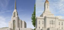 Church to break ground on 2 Utah temples this summer