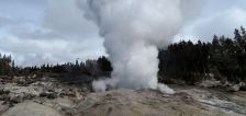 Yellowstone's Steamboat Geyser much deeper than Old Faithful, researchers say, but still a science mystery