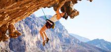 Doctor's expertise helps save Utah woman's climbing career