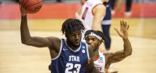 If Friday was Neemias Queta's final game at Utah State, he showed in what ways he's ready for the NBA