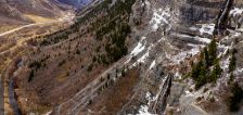 Will Bridal Veil Falls be a monument or a state park?