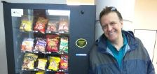 Utah man, legally blind, overcomes rejection, disappointment to build successful vending business