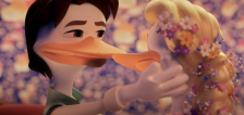 Have You Seen This? Tangled 'I See the Light' song, but with ducks