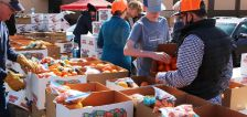 Food donation is a miracle, coming from farmers who need a miracle of their own