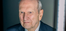President Nelson shares Palm Sunday message ahead of Easter, general conference
