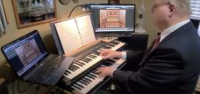 Modern technology allows organ enthusiast to play Italy's oldest instruments from his Utah home