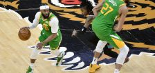 'Kind of wild': Mike Conley to face old team as Jazz set to play Grizzlies in first round