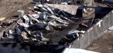 Idaho Falls family reeling after devastating barn fire kills 200 prized show pigs, 6 lambs
