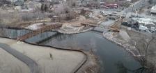 3 Salt Lake City creeks see the light as Three Creeks Confluence nears completion