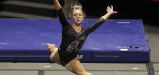 No. 6 Red Rocks roll to victory, advance to regional finals with 197.500 score