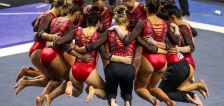 Red Rocks top LSU to win SLC Regional with season-high score 197.925, advance to 45th straight nationals