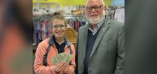 Goodwill employee finds massive sum of cash in donation, helps return money to owner